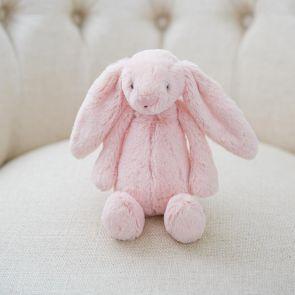 jellycat bashful bunny in blush
