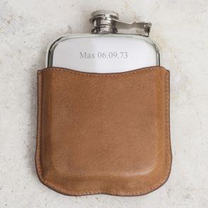 Mr Jones Personalised Hip Flask