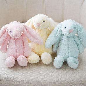 Jellycat Bashful Blush Bunny