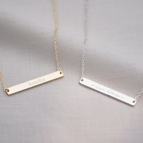 Carlotta Personalised Name Necklace