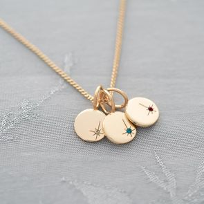 North Star Create Your Own Family Personalised Necklace