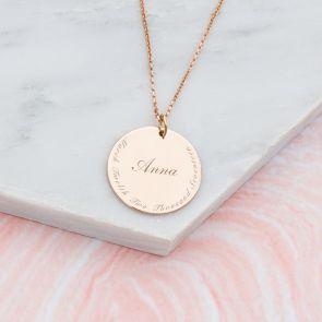 Elsie Memory Personalised Name Necklace
