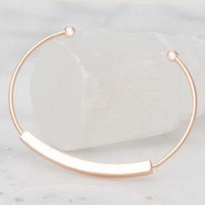 Skinny Bar Personalised Friendship Bracelet