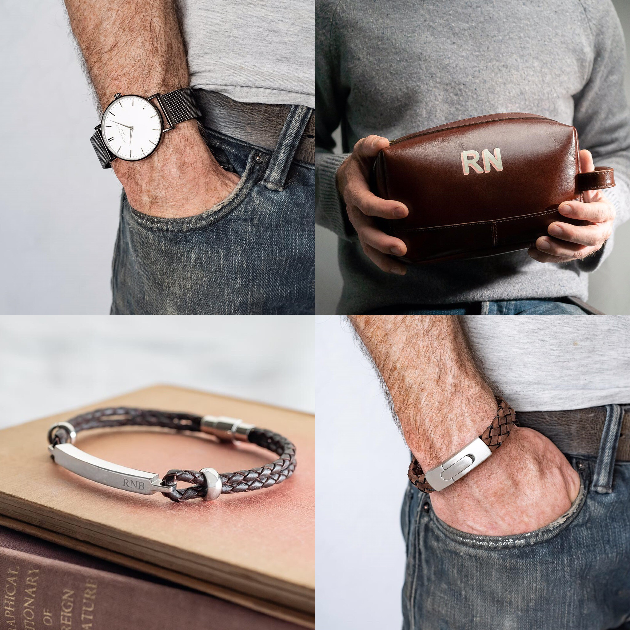 Bloom Boutique Christmas Gift Guide: Gifts For Him